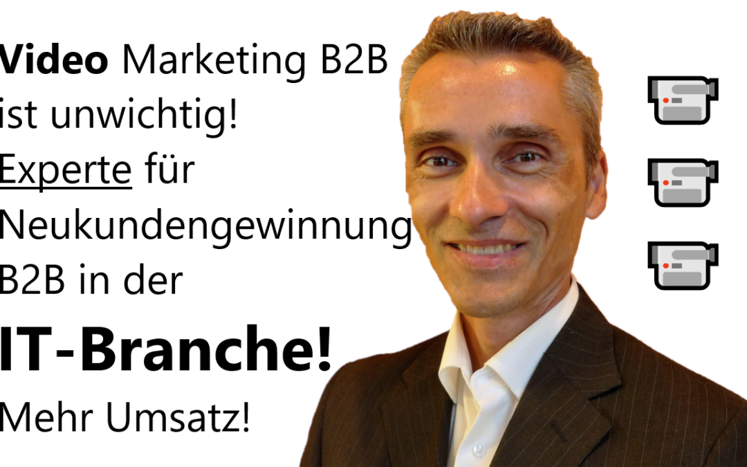 Video Marketing B2B: Cisco prognostiziert, dass Video bis 2022 für 82 Prozent..
